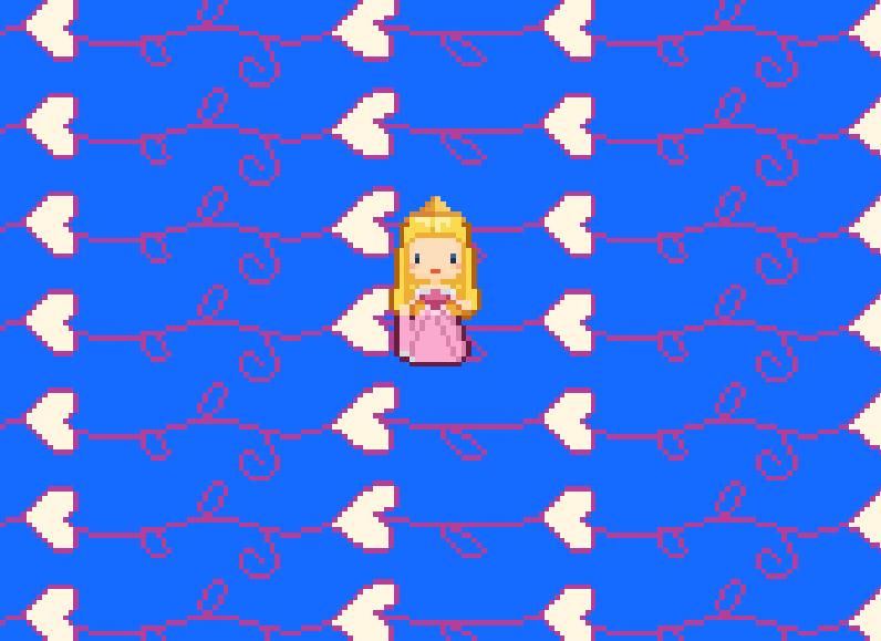 Pixel Aurora Disney Princess Fan Art 31491279 Fanpop