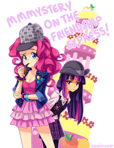 Ponies. - my-little-pony-friendship-is-magic Fan Art
