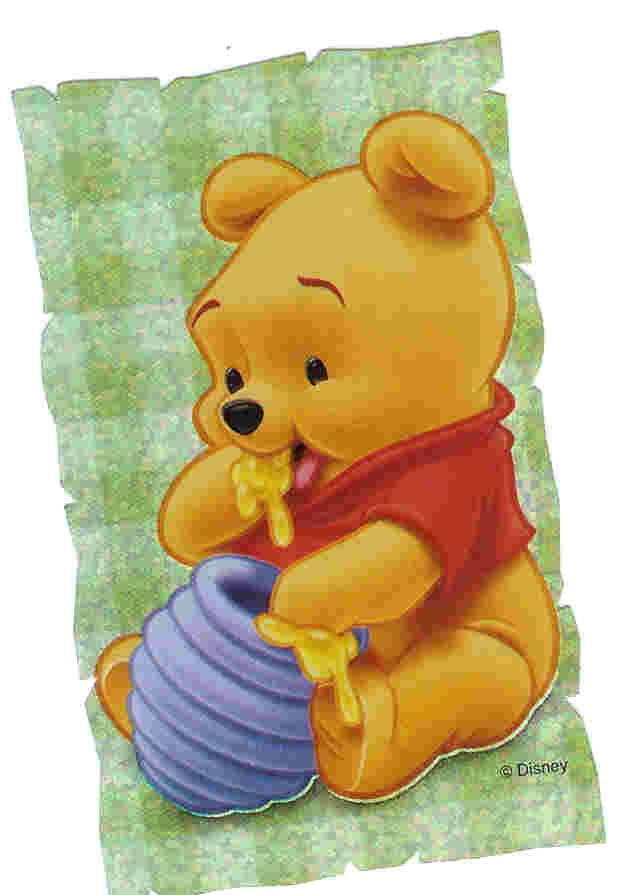 Pooh भालू