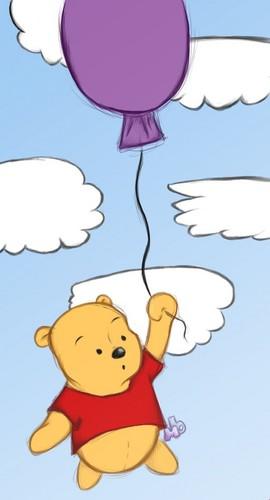 Pooh くま, クマ