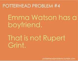 Potterhead Problems
