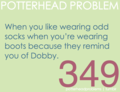 Potterhead problems 341-360