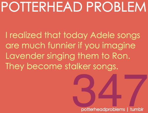 Potterhead problems 341-360