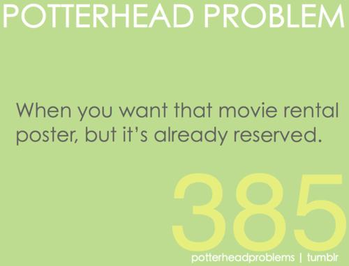 Potterhead problems 381-400