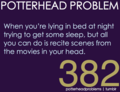 Potterhead problems 381-400