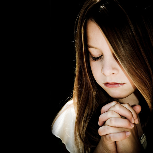 Praying for my 앤젤 sister