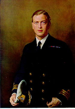 Prince George, Duke of Kent -George Edward Alexander Edmund( 20 December 1902 – 25 August 1942)