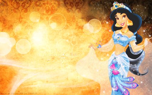 Princess jasmim ~ ♥