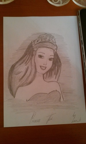 Princess Tori (portrait)