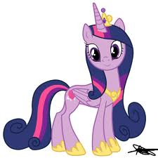 Princess Twilight cadence version.