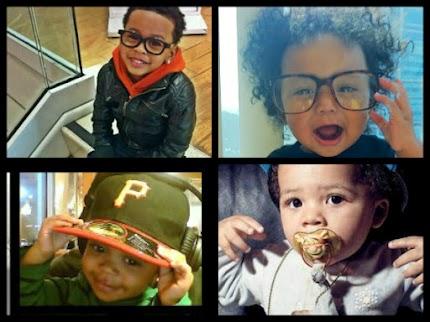 Princeton wen he was a babe soo cute!!!!