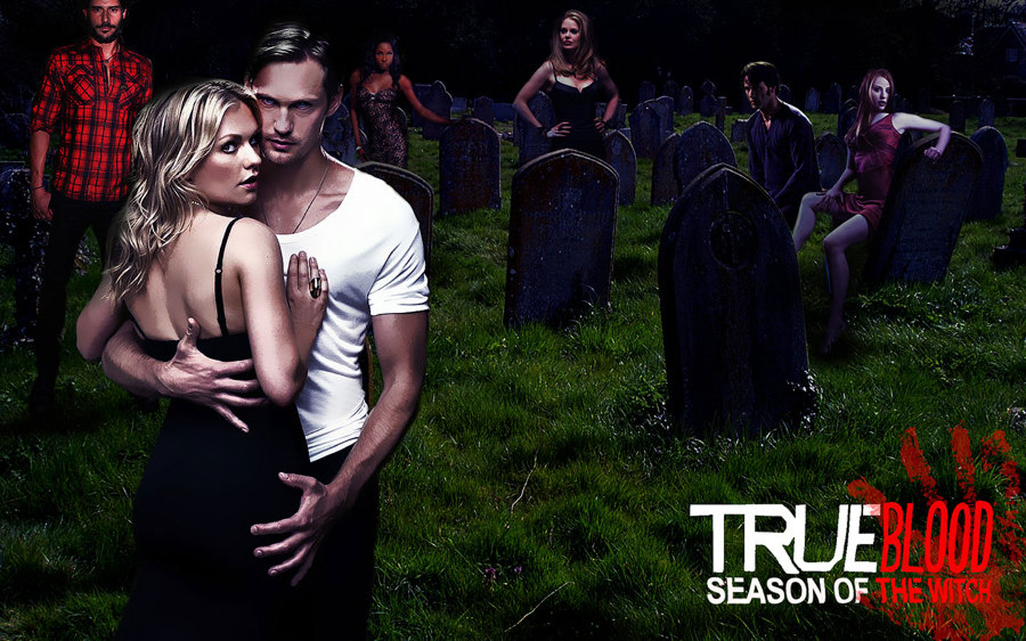 true blood images promo hd wallpaper and background photos. Black Bedroom Furniture Sets. Home Design Ideas
