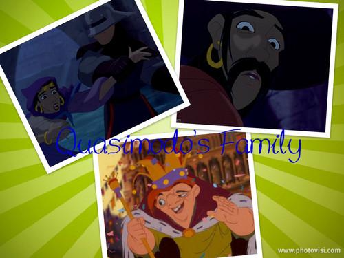 Quasimodo's Family
