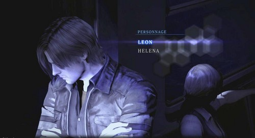 Resident Evil wallpaper called RE6 Demo - Leon