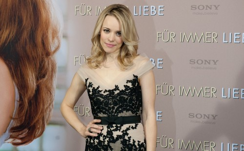Rachel at The Vow Germany Photocall in Munich (2012)