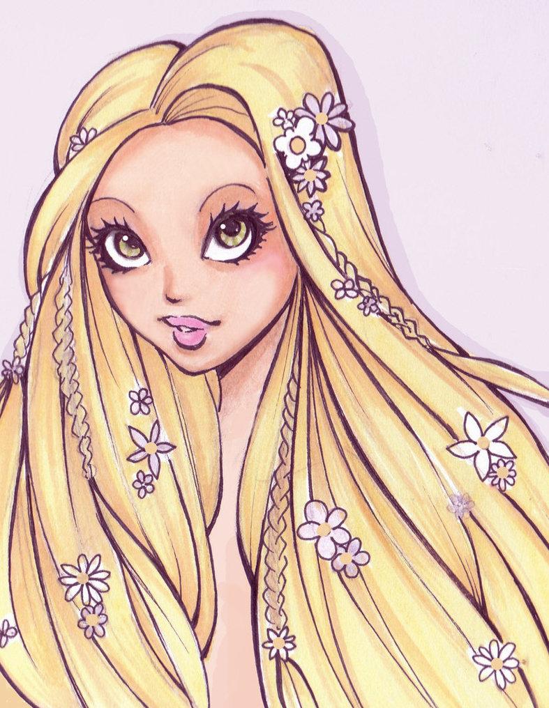 Which modern disney princess are you quiz - Disney Princess Rapunzel