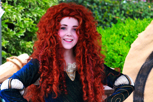 Real Merida - brave Photo