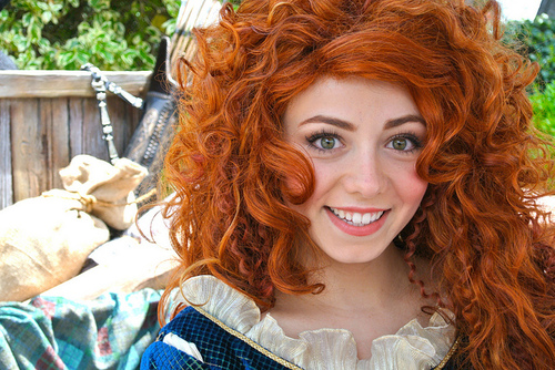 Real Merida Brave Photo 31486741 Fanpop