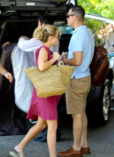 Reese Witherspoon And Jim Toth At The Langham Huntington Hotel [July 14]