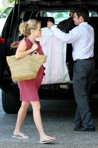 Reese Witherspoon and Jim Toth in Pasadena [July 14]