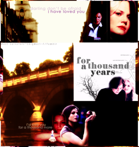 Regina and Emma - A Thousand Years