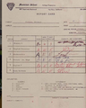 Report card (Grade 9)  - michael-jackson photo