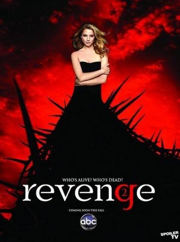 Revenge - Season 2 - Promotional Poster
