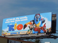 Rio Movie Billboard