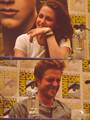 Robert & Kristen at Comic-Con 2012 - twilight-series photo