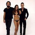 Ronnie and Brandon w/ Bikini Girl