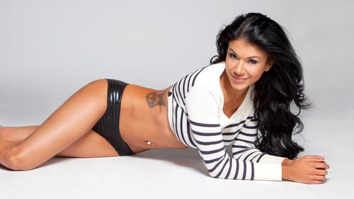 WWE Divas wallpaper with skin called Rosa Mendes