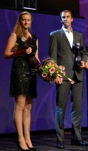 Rosol and Kvitova February 2012