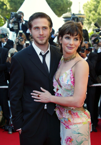 Ryan Goslingand Sandra Bullock (2002 to 2003)