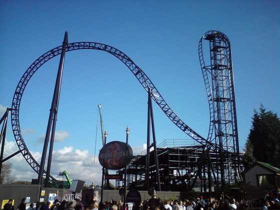 I am doing some work on thorpe park for coursework?