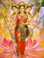 Sacred Feminine - gods-of-hinduism photo