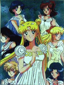 Sailor Senshi Princesses