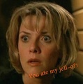 Sam without jello - samantha-carter photo