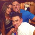 Sammi,Ronnie,Pauly - jersey-shore photo