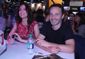 Sarah Wayne Callies and Andrew Lincoln