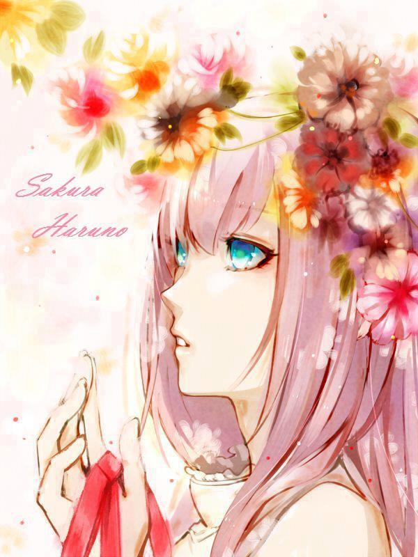 Naruto women sakura