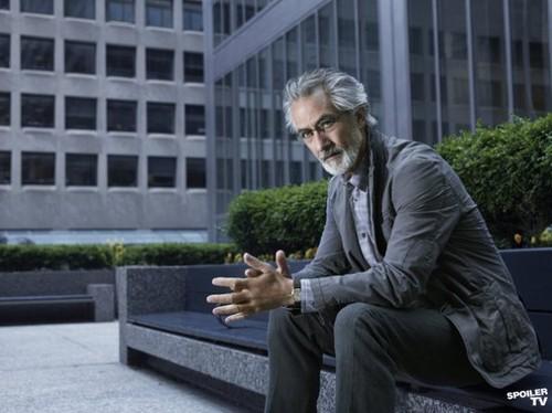 Season 2 - Cast Promotional fotografia - David Strathairn