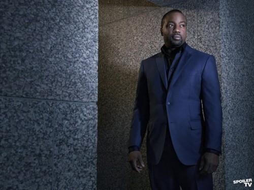 Season 2 - Cast Promotional fotografia - Malik Yoba