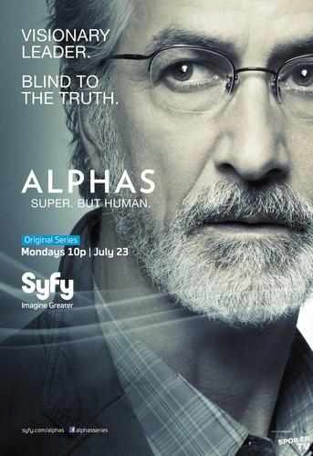 Season 2 - Character Poster - Dr Rosen