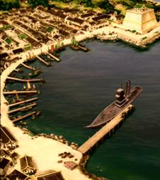 Seedy Merchants Pier
