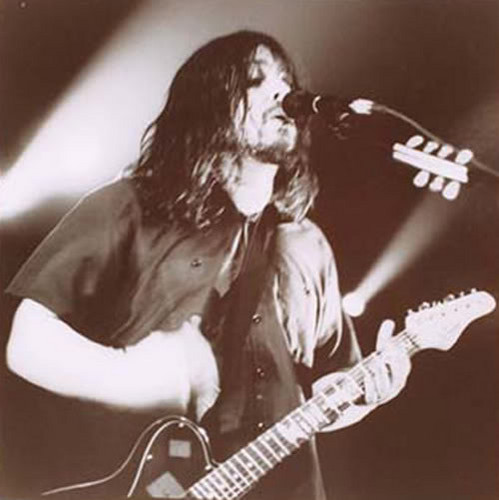 Seether wallpaper containing a guitarist and a concert titled Seether