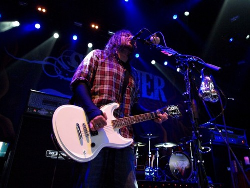 Seether wallpaper with a guitarist and a concert entitled Seether