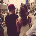Selena & Justin in Tokyo