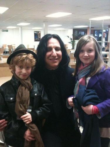 Severus Snape : Exposed