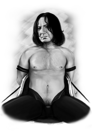 Severus Snape...Your New Sextoy