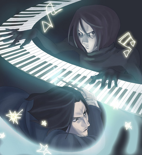 Severus Snape - harry-potter-anime Photo